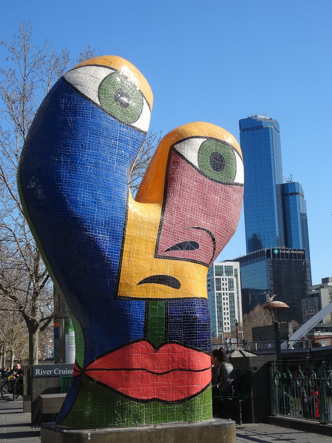 river yarra sculpture