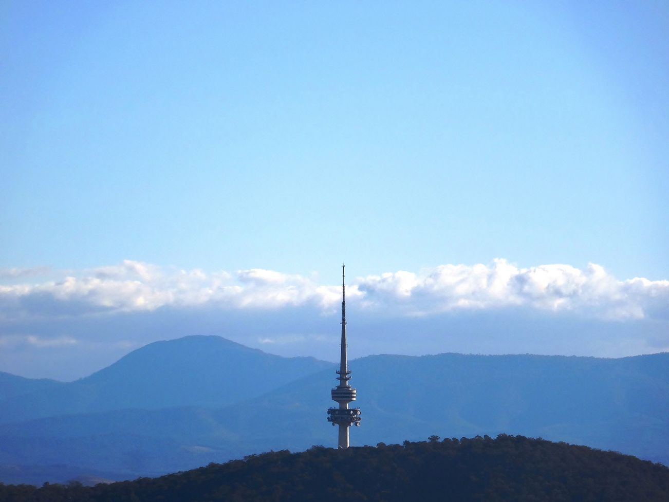 canberra telstra tower