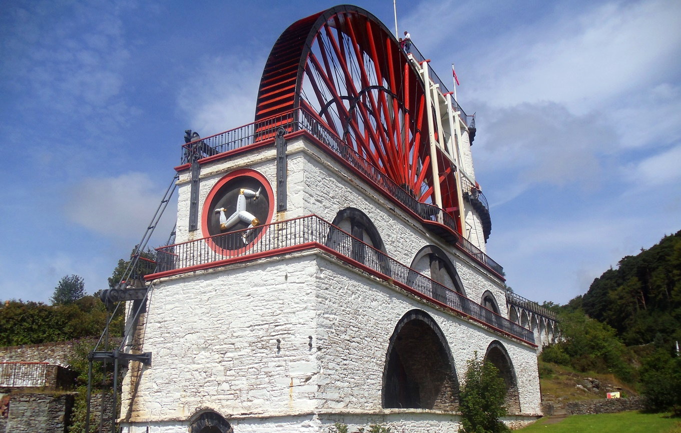 laxey wheel isle of man