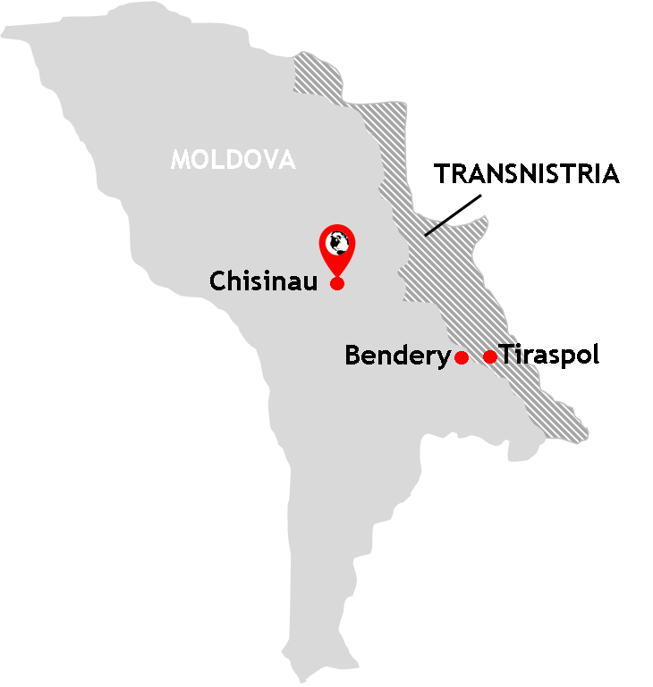 Moldova Transnistria Destination Chronicle